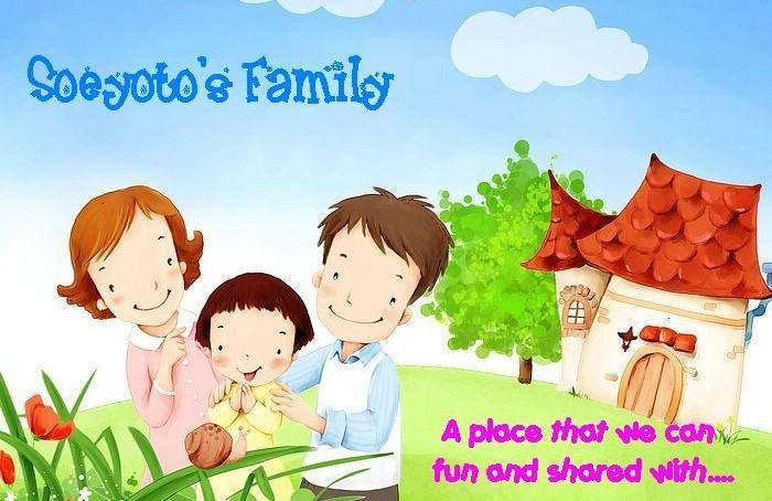 Soeyoto's Family
