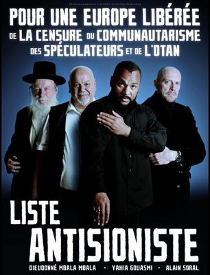 French Anti-Zionist Political Party