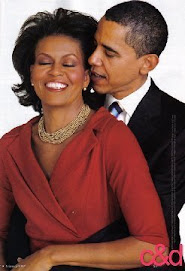 Obama and his lovely wife