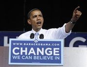 Congratulations to Obama... Dem. Nominee for President!