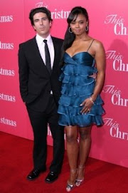 lovely, Sharon Leal (why did I get married) and hubby....
