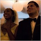 Franchesca and new hubby Eric tie the knot...