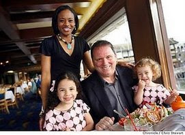 Wealthy Radio host with wife and children