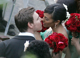 Marsha Thomason and new husband Craig Sykes-Congrats girl!!!