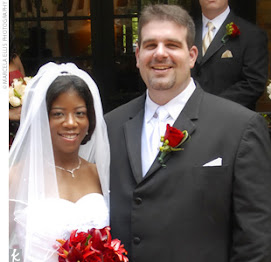 Kimberly ford and new hubby Jason celebrate...