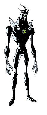 ben 10 universe artworks chromastone alien x