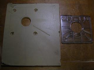Rosette Channel Baseplate