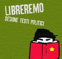 [new!] libreremo.org - sezione testi politici