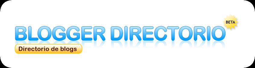 Blogger Directorio - Directorio de blogs de Blogger, Wordpress...
