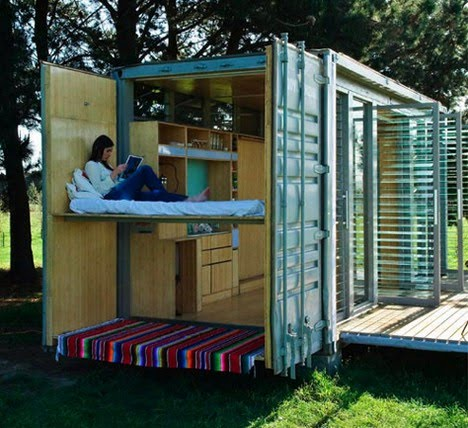 1000  images about connex living on Pinterest | Shipping container ...
