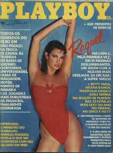 Raquel Welsh - Playboy 1979