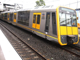 CityRail train