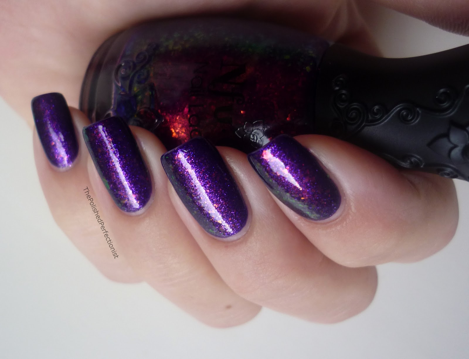 The Polished Perfectionist: One Polish To Rule Them All - Nfu Oh no. 51