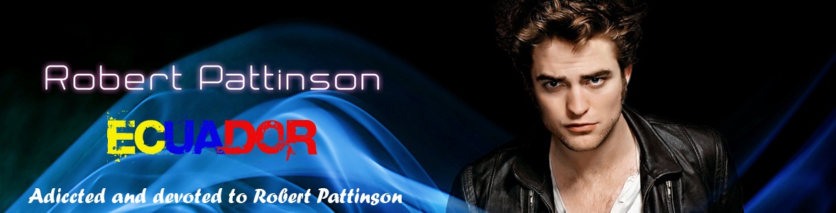 Robert Pattinson Fans Ecuador