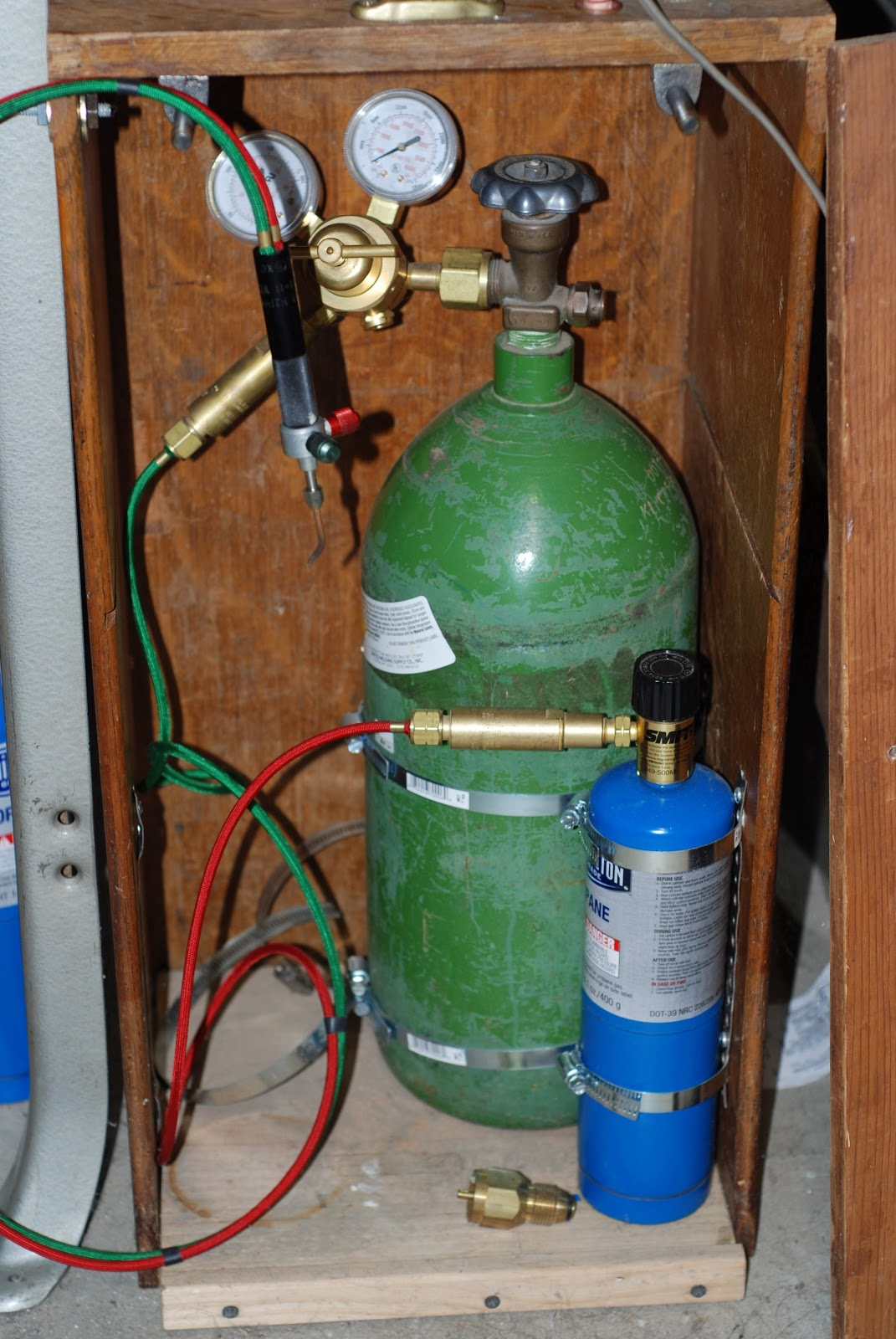 Oxygen Propane Torch Oxy/propane Torch With