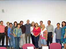 Visita de autores españoles