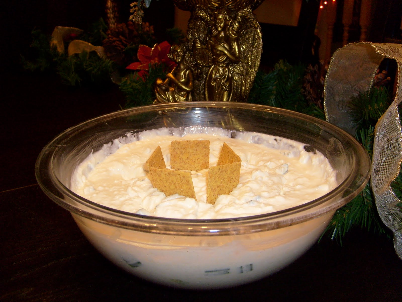 Lindsey's Kitchen: Pineapple Cream Cheese Dip