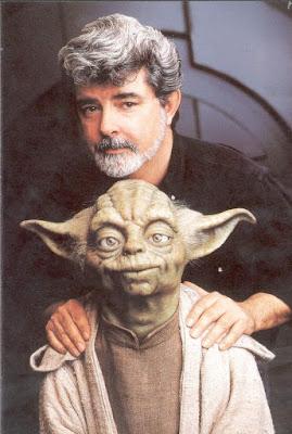 """George Lucas planea """"resucitar"""" a difuntas estrellas de Hollywood"""