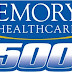 Grand marshal for Emory Healthcare 500 at Atlanta given second chance at life