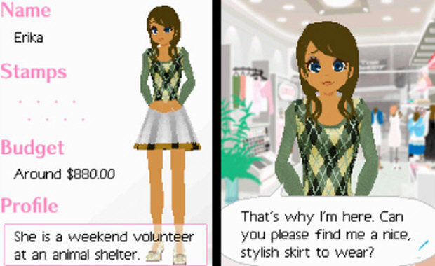 Welcome To Aegis Reviews Style Savvy Review For Nintendo Ds
