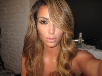 Kim Kardashian Update: Blondie