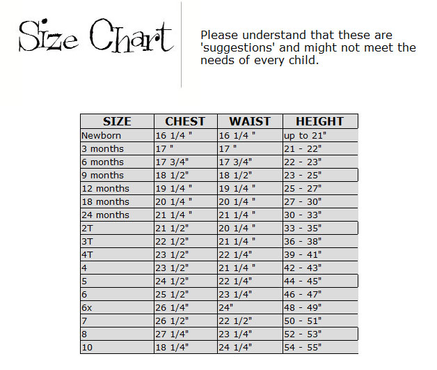 Lulu line ids size chart for Liner diametre 4 50
