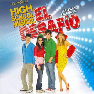 High school musical o desafio Dublado