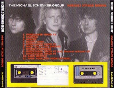 U.F.O. (El Platillo Volante) Michael+schenker+group+assault+demos+b