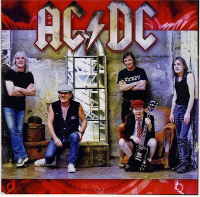 ac dc  it smells rock n roll