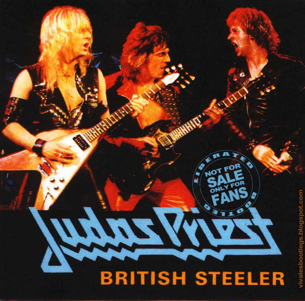 Judas Priest Living After Midnight