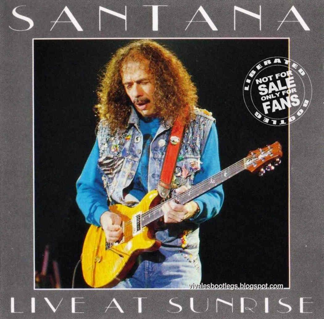 Santana: Liv... Santana Live