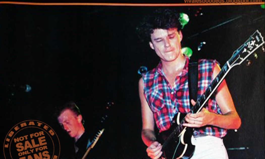 Big Country  Live  Kouseinenkin Hall  Tokyo  Japan 1984