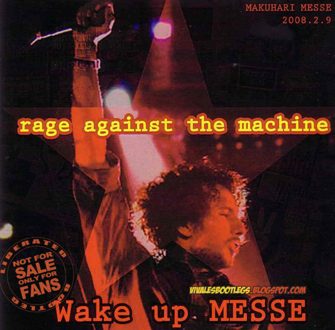 rage against the machine up