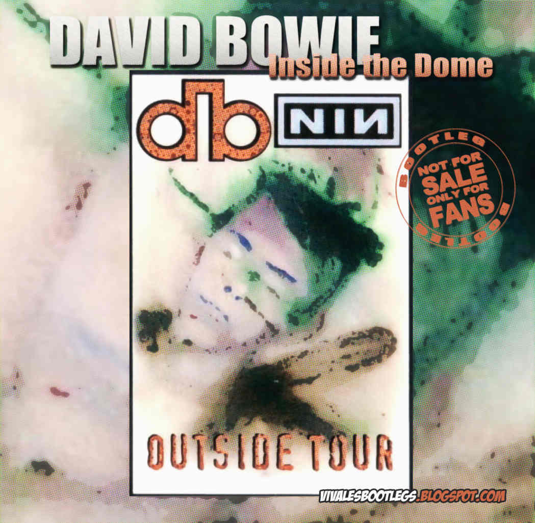 David Bowie & NIN: Inside The Dome. Tacoma Dome, Tacoma, WA, USA ...