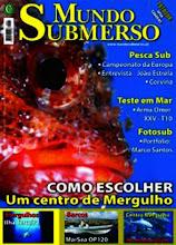 Mundo Submerso: Fotosub-  Portfolio- Marco Santos
