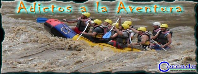 Adictos a la aventura