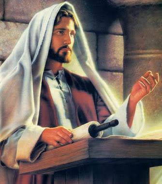 Jesus nos diz:escutai a minha palavra