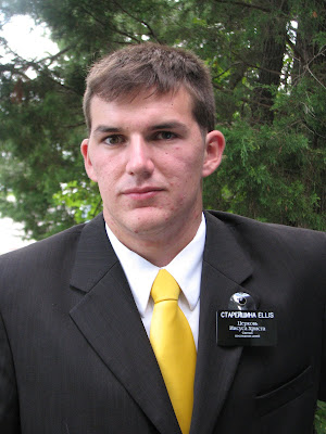 Elder Dustin Wayne Ellis