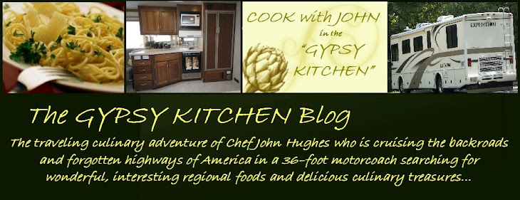 The GYPSY KITCHEN Blog