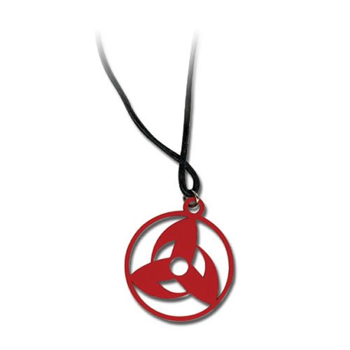 naruto shippuden sharingan. Kakashi Sharingan Necklace