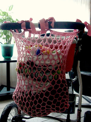 baskets for baby-carriages