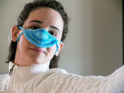 Knitted Nose Warmer Pattern : CROCHET PATTERNS FOR NOSE WARMERS Crochet Patterns Only