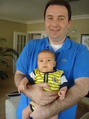 Babacığım ve Ben
