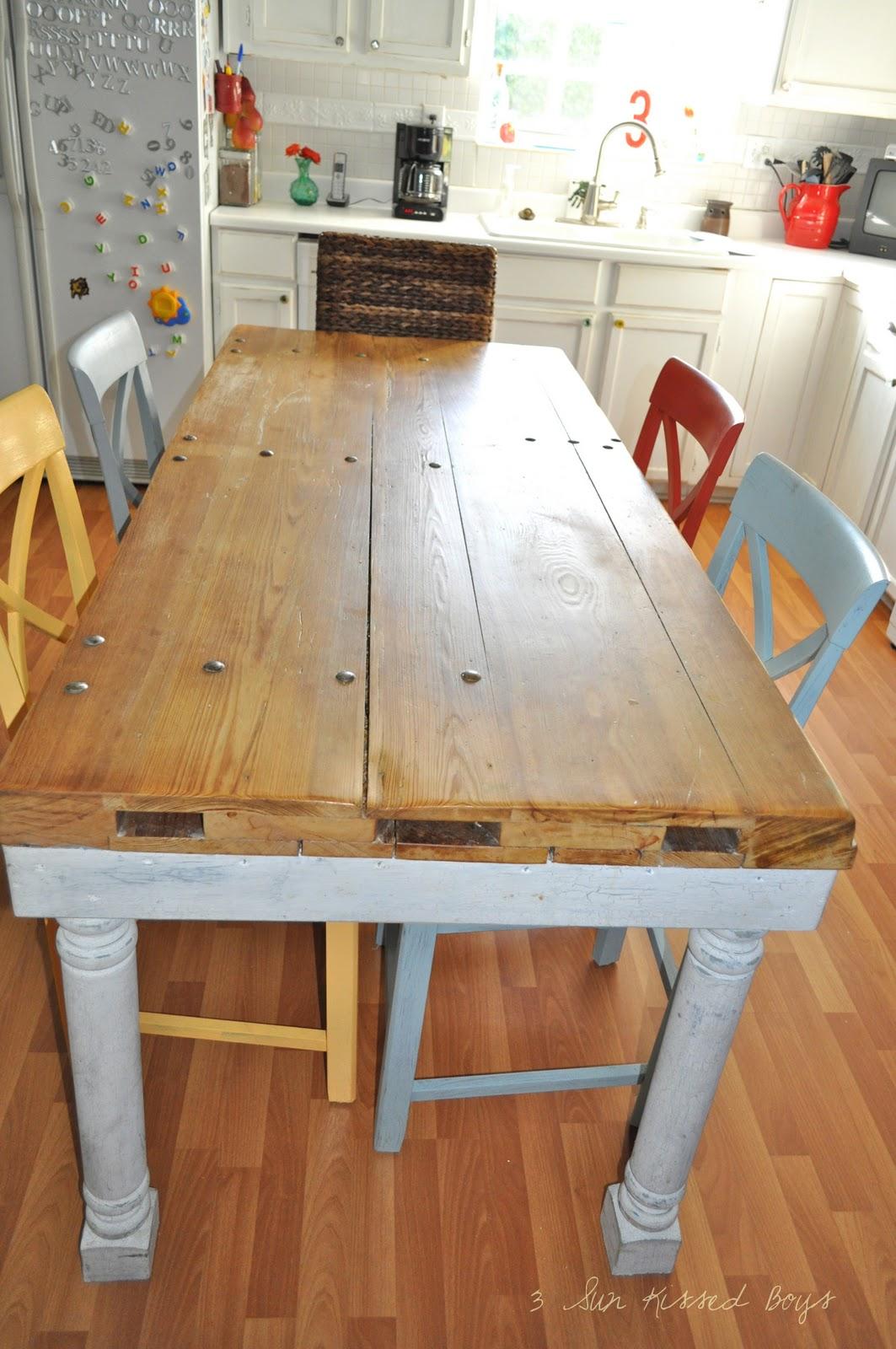 The Outdoor Farm Table