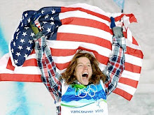 Shaun White Wins The Gold