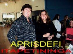 <b>APRISDEFI - ITAPETININGA</b>