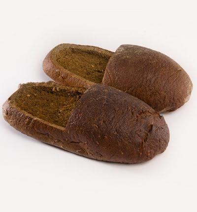 [Bread+shoes-pumpernickle]