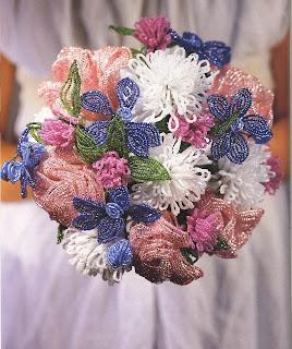 кэрол беннер доуэлп цветы из бисера