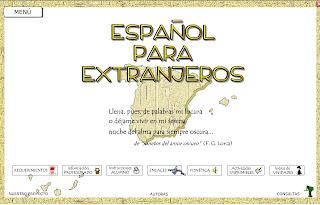 Ir a: Español para extranjeros