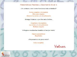 Ir a: 10-12 años Matemáticas Geometría y Medidas